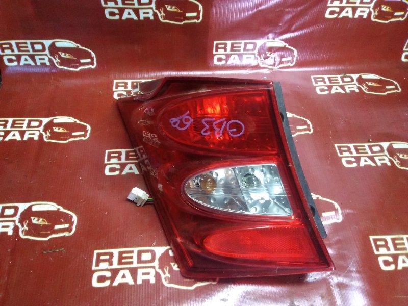 Стоп-сигнал Honda Freed GB3-1040890 L15A 2008 задний левый (б/у)