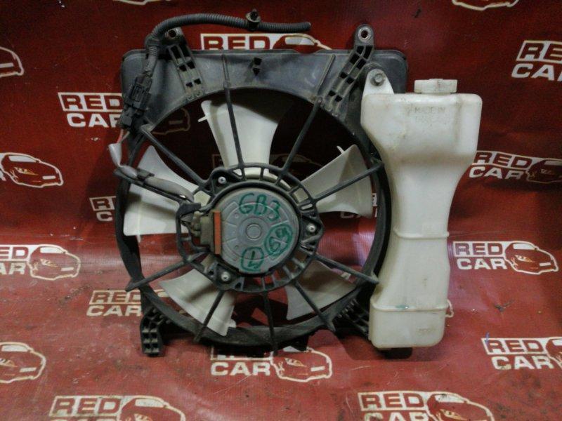 Диффузор радиатора Honda Freed GB3-1040890 L15A 2008 левый (б/у)