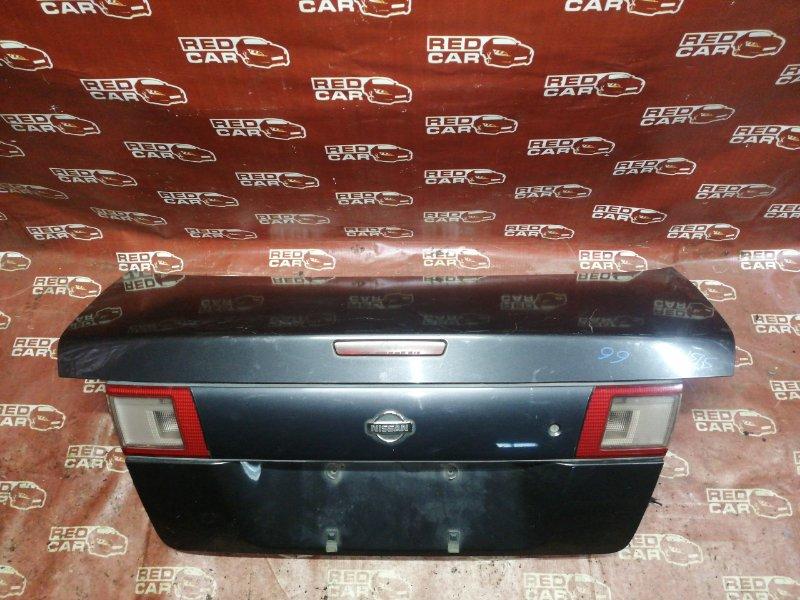 Крышка багажника Nissan Sunny SB14-303011 CD20 1995 (б/у)