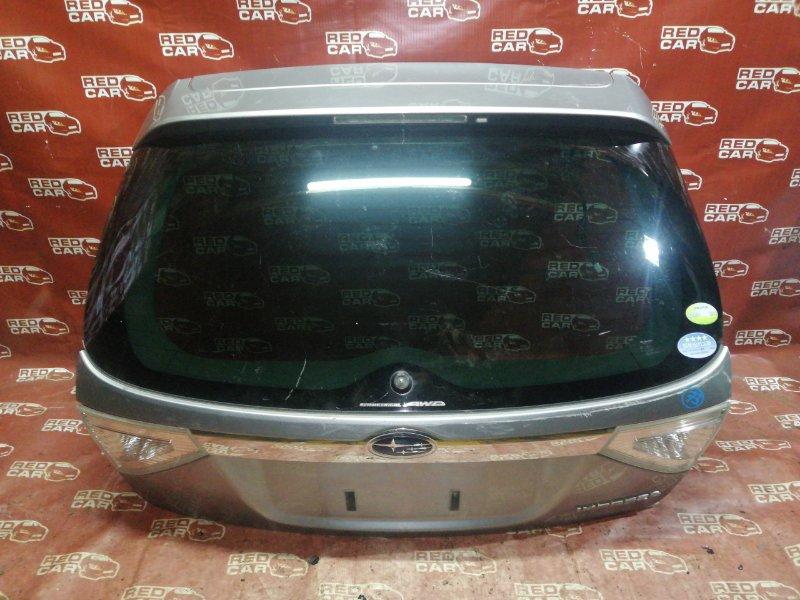 Дверь задняя Subaru Impreza GH3-008537 EL154J 2008 (б/у)