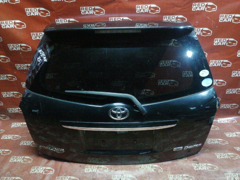 Дверь задняя Toyota Corolla Fielder NZE144-9003339 1NZ 2007 (б/у)