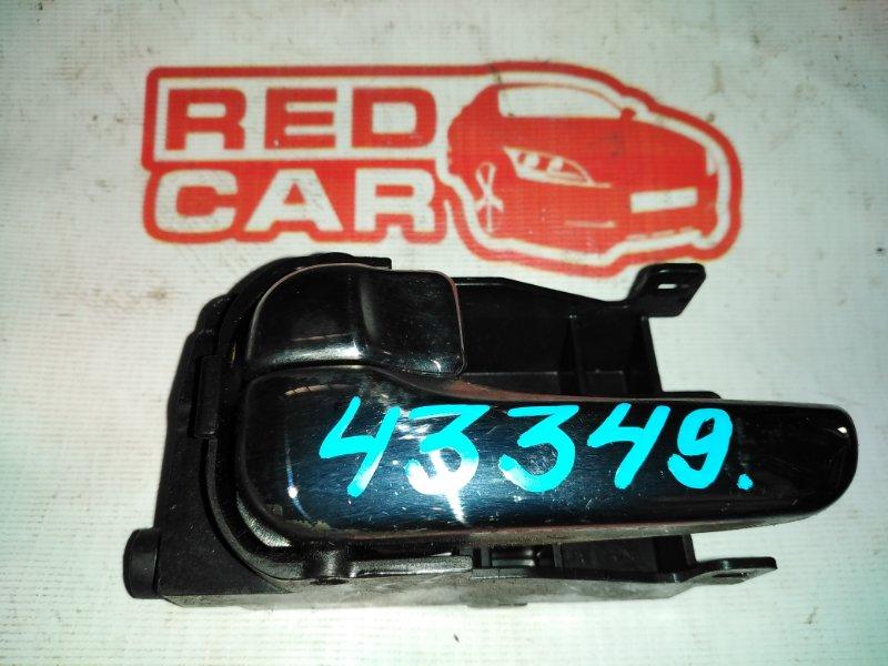 Ручка двери внутренняя Nissan Stagea WGNC34 RB25 передняя левая (б/у)