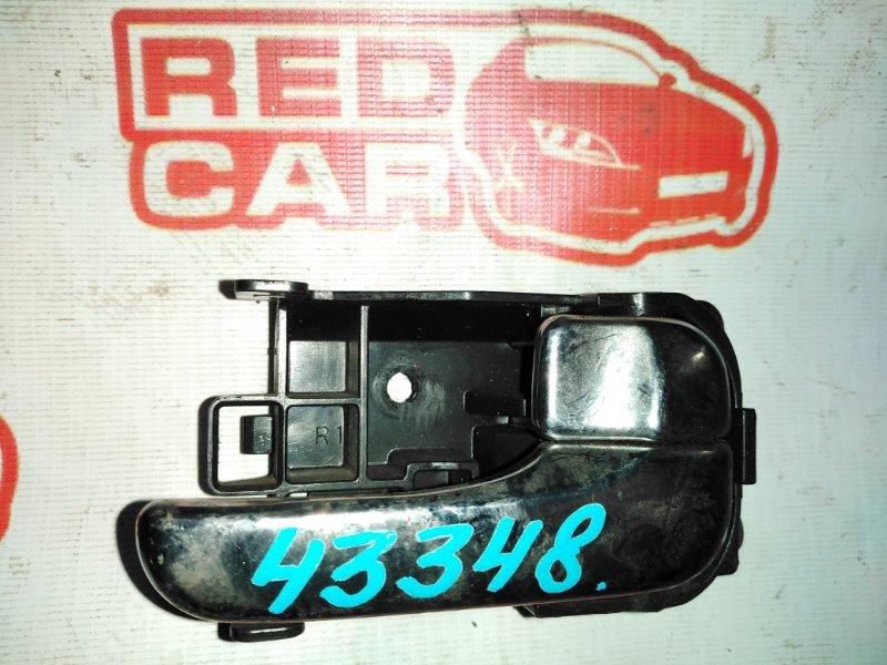 Ручка двери внутренняя Nissan Stagea WGNC34 RB25 задняя правая (б/у)