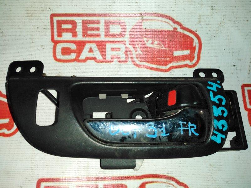 Ручка двери внутренняя Toyota Celsior UCF31 3UZ передняя правая (б/у)