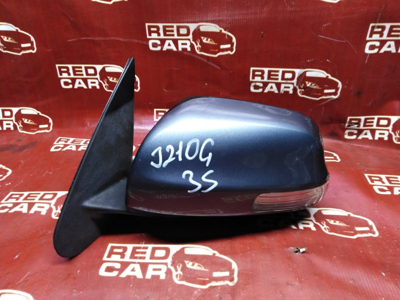 Зеркало Toyota Rush Be-Go J210G-0005635 3SZ 2007 переднее левое (б/у)