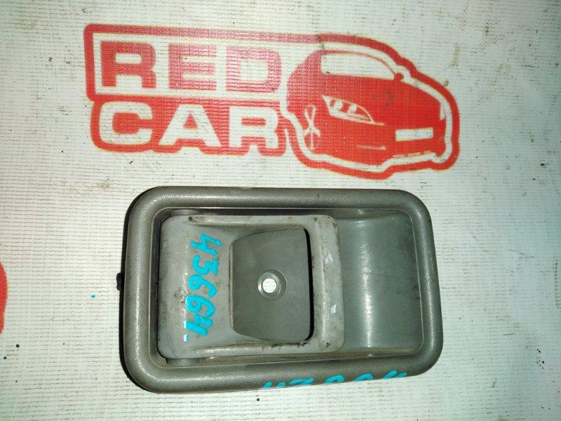 Ручка двери внутренняя Mazda Proceed UV66R G6 передняя левая (б/у)