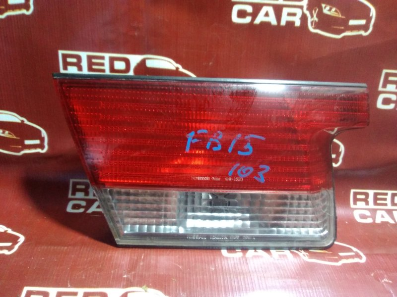 Фальшпанель Nissan Sunny FB15-110411 QG15 2000 задний левый (б/у)