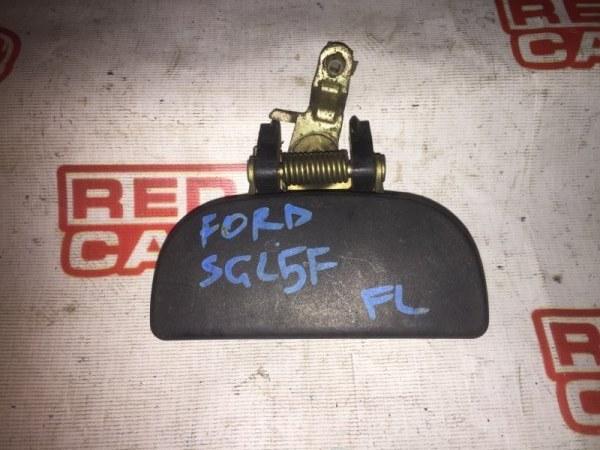 Ручка двери внешняя Ford Spectron SSF8RF передняя левая (б/у)