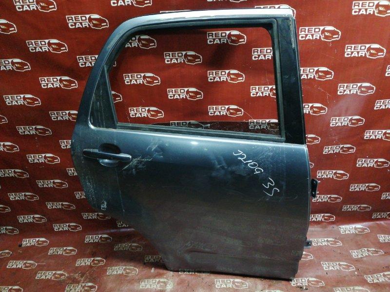 Дверь Toyota Rush Be-Go J210G-0005635 3SZ 2007 задняя правая (б/у)