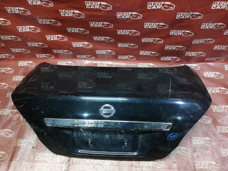 Крышка багажника Nissan Cima HF50-701115 VQ30DET 2004 (б/у)
