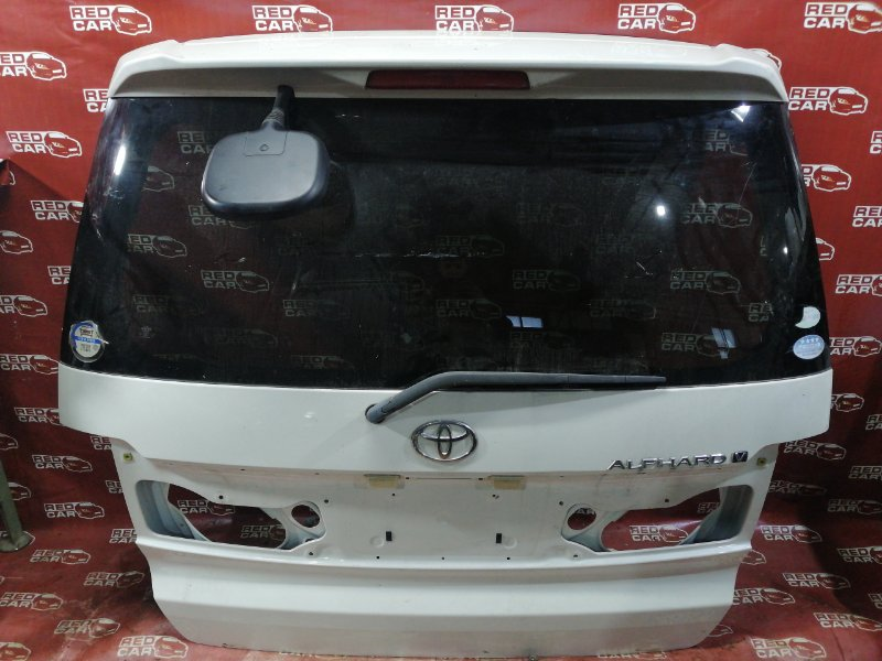 Дверь задняя Toyota Alphard HNH10 (б/у)