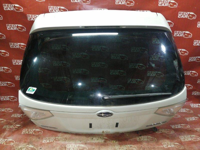 Дверь задняя Subaru Impreza GE3-002749 EL154 2009 (б/у)