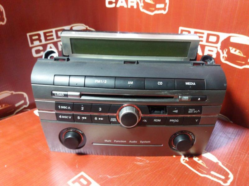 Магнитофон Mazda Axela BKEP-304377 LF (б/у)