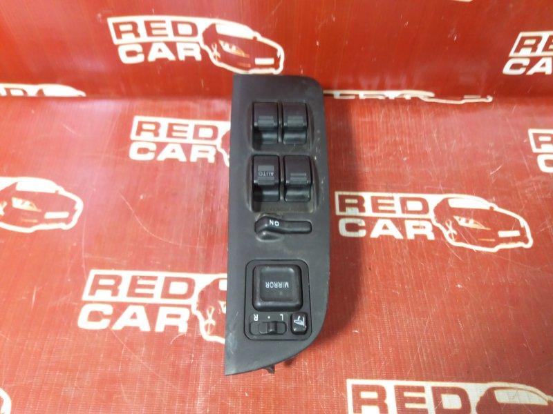 Блок упр. стеклоподьемниками Honda Saber UA5 J32A 2001 передний правый (б/у)