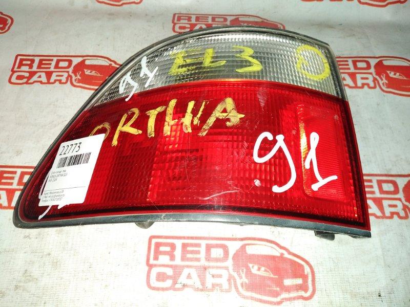 Стоп-сигнал Honda Orthia EL3 левый (б/у)