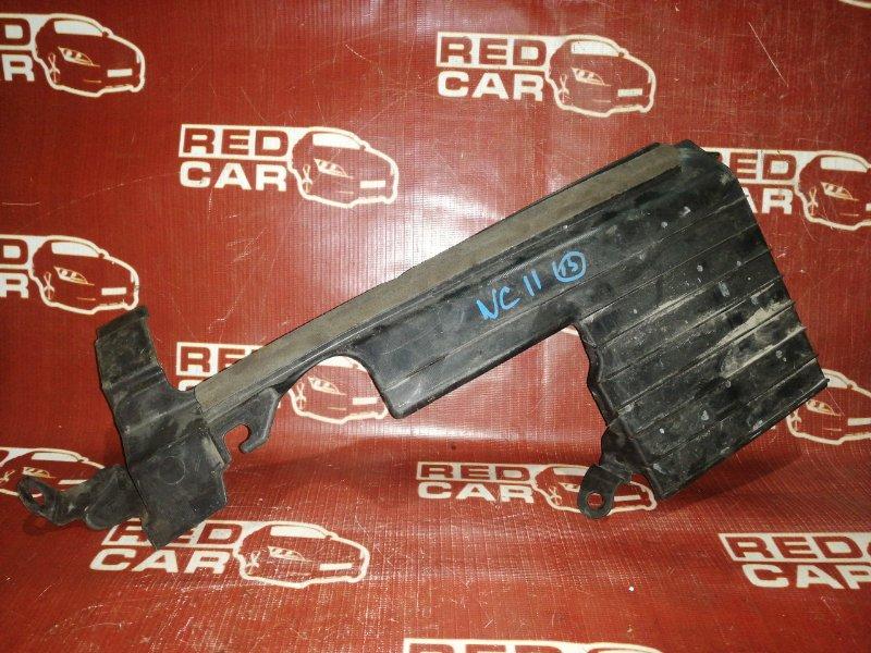 Декоративная крышка двс Nissan Tiida NC11-102739 HR15 2004 (б/у)