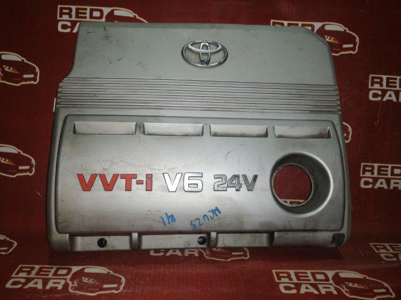 Декоративная крышка двс Toyota Kluger MCU25-0158984 1MZ 2003 (б/у)