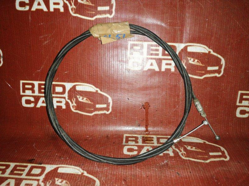 Трос капота Toyota Tercel EL51-0252182 4E 1998 (б/у)