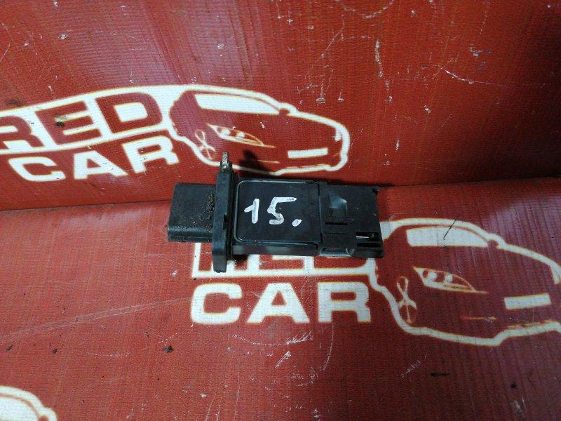 Датчик расхода воздуха Nissan Tiida NC11-102739 HR15 2004 (б/у)