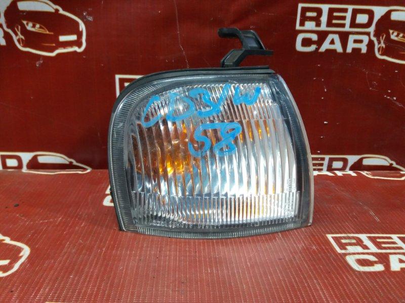 Габарит Suzuki Cultus GD31W-100754 G16A 1996 передний правый (б/у)