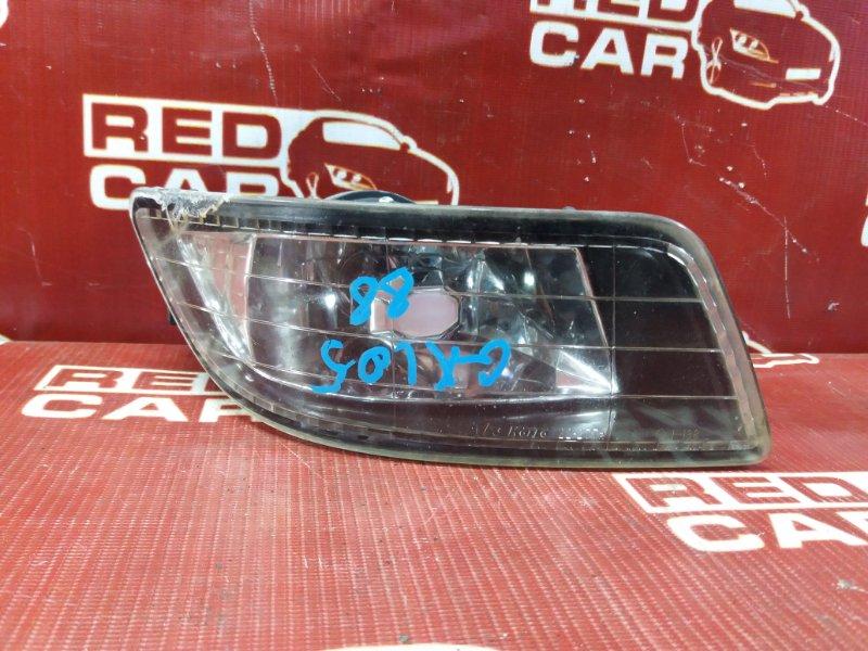 Туманка Toyota Chaser GX105-0001812 1G 1998 передняя правая (б/у)