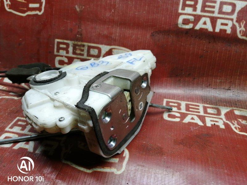 Замок двери Honda Freed GB3-1040890 L15A 2008 передний левый (б/у)
