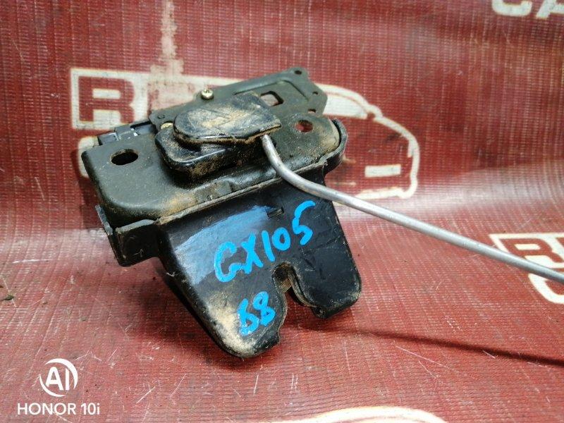 Замок багажника Toyota Chaser GX105-0001812 1G 1998 (б/у)