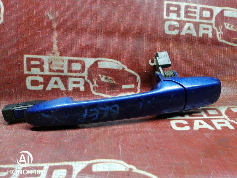 Ручка двери внешняя Mazda Axela BKEP-304377 LF передняя левая (б/у)