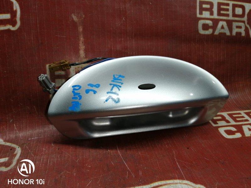 Ручка задней двери Nissan March BNK12-010857 CR14 2003 (б/у)