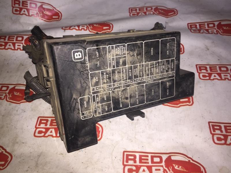 Блок предохранителей под капот Nissan Stagea WGNC34 RB25 (б/у)