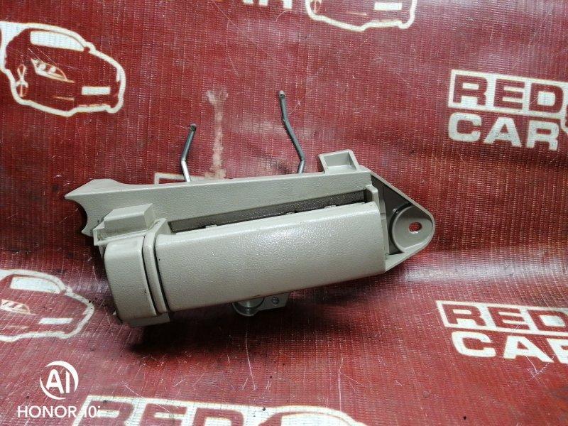 Ручка внутреняя откатной двери Toyota Raum NCZ20-0012079 1NZ 2003 задняя правая (б/у)