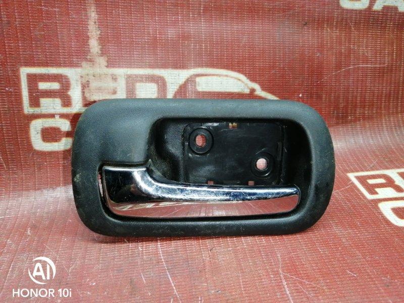 Ручка двери внутренняя Honda Mobilio Spike GK2-1107642 L15A 2005 передняя левая (б/у)
