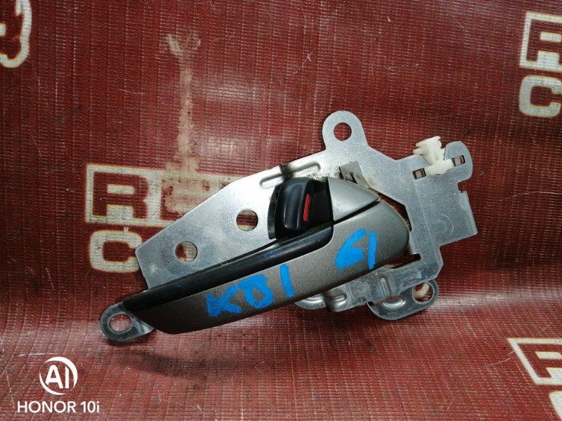 Ручка двери внутренняя Honda Legend KB1-1002826 J35A 2004 передняя правая (б/у)