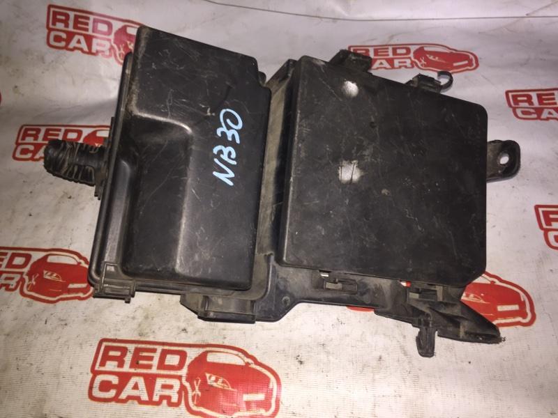 Блок предохранителей под капот Nissan Lafesta NB30 MR20 (б/у)