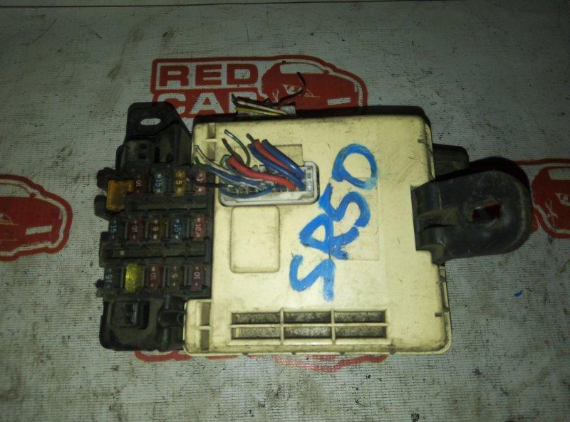 Блок предохранителей Toyota Noah SR50 3C (б/у)
