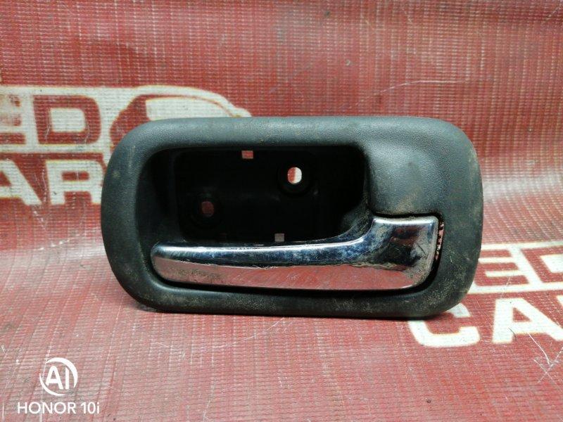 Ручка двери внутренняя Honda Mobilio Spike GK2-1107642 L15A 2005 передняя правая (б/у)