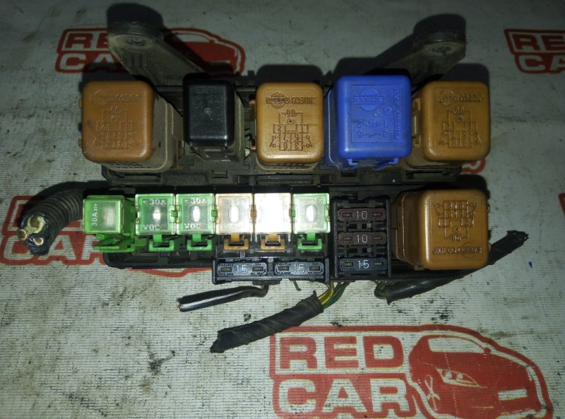 Блок предохранителей под капот Nissan Prairie Joy PM11 SR20 (б/у)