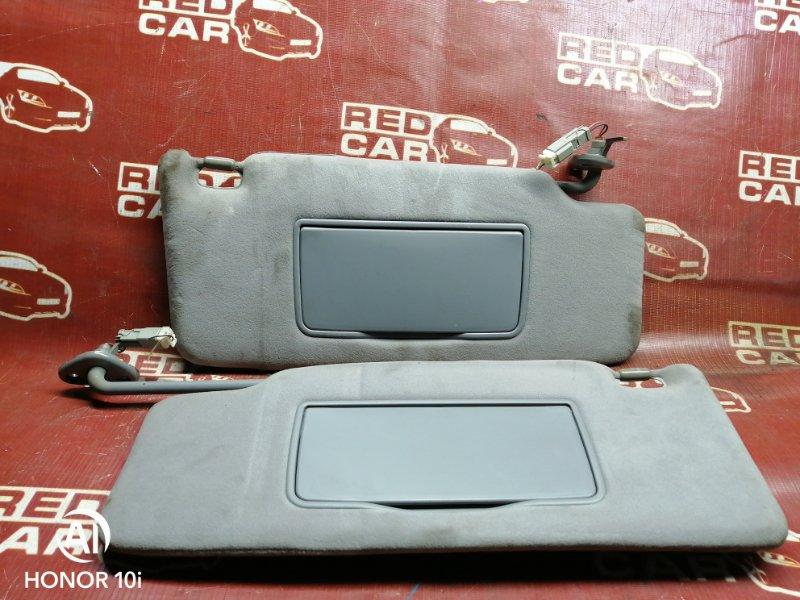 Козырек солнцезащитный Honda Legend KB1-1002826 J35A 2004 (б/у)