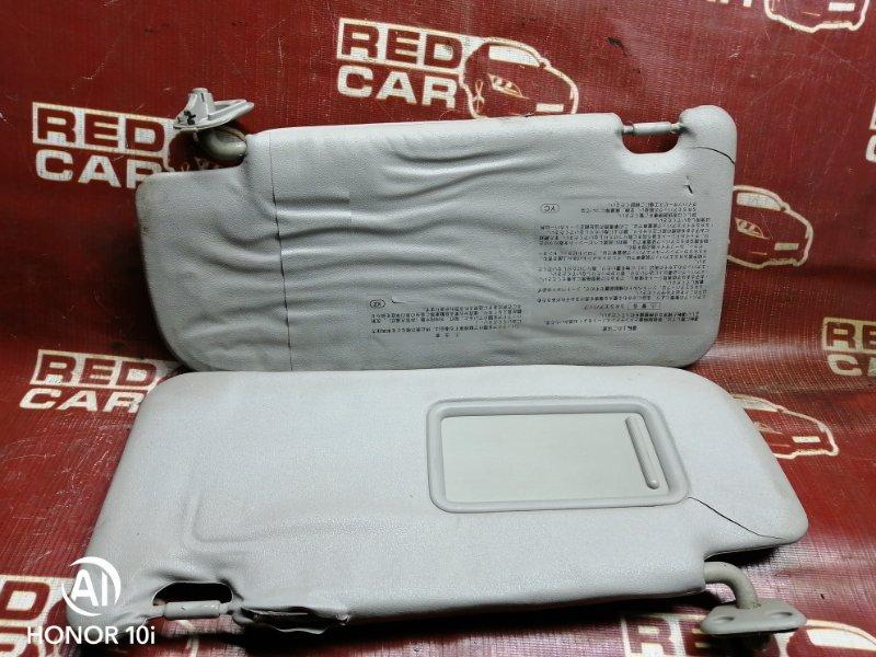 Козырек солнцезащитный Toyota Rush Be-Go J210G-0005635 3SZ 2007 (б/у)