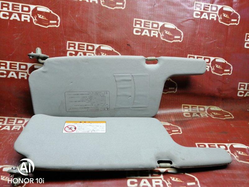 Козырек солнцезащитный Honda Civic EU2 D15B 2001 (б/у)