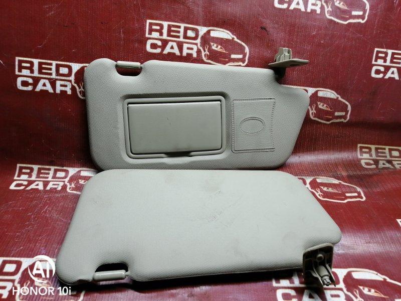 Козырек солнцезащитный Nissan March BNK12-010857 CR14 2003 (б/у)