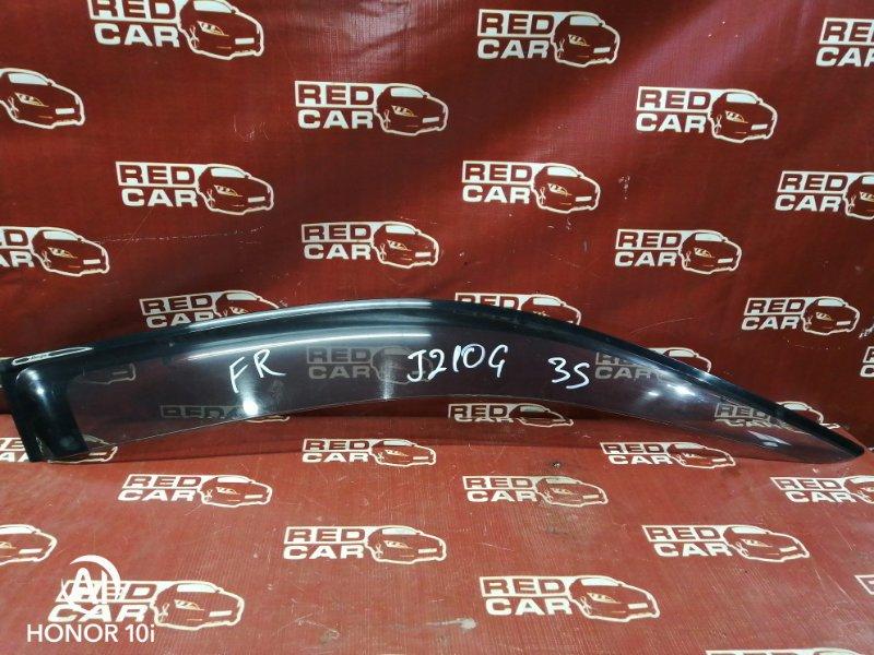 Ветровик Toyota Rush Be-Go J210G-0005635 3SZ 2007 передний правый (б/у)