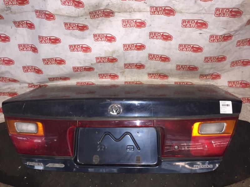 Крышка багажника Mazda Familia BHALP B3 (б/у)