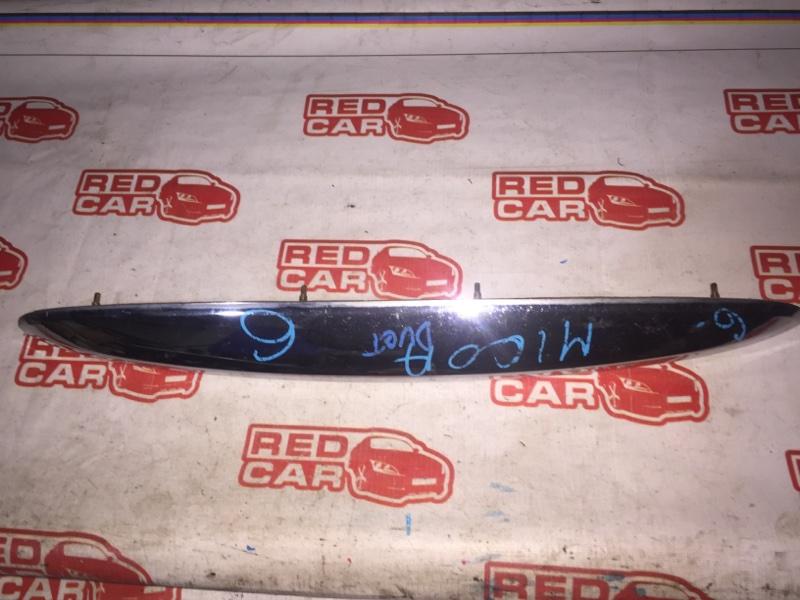 Накладка 5-й двери Toyota Duet M100A EJ-VE (б/у)