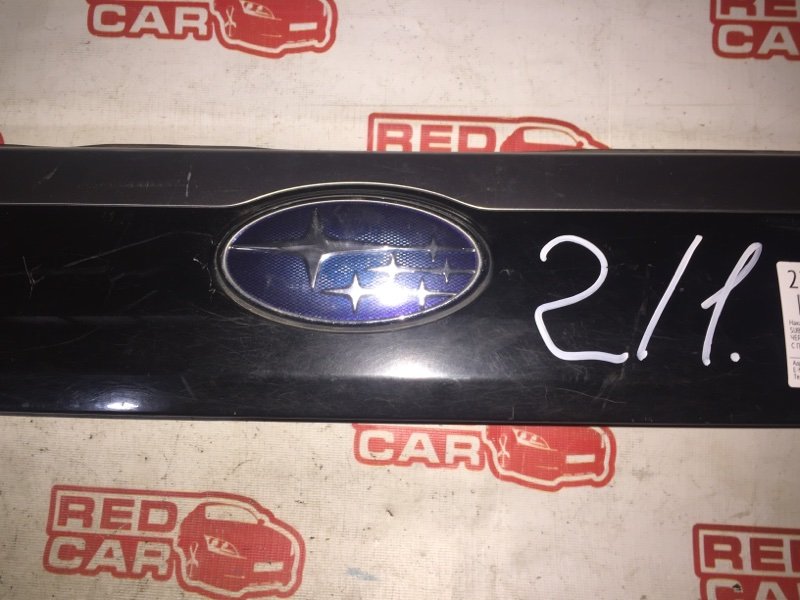 Накладка 5-й двери Subaru Forester SG5 (б/у)