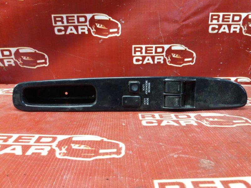 Блок упр. стеклоподьемниками Toyota Grandhiace KCH16-0031338 1KZ-TE 2002 (б/у)