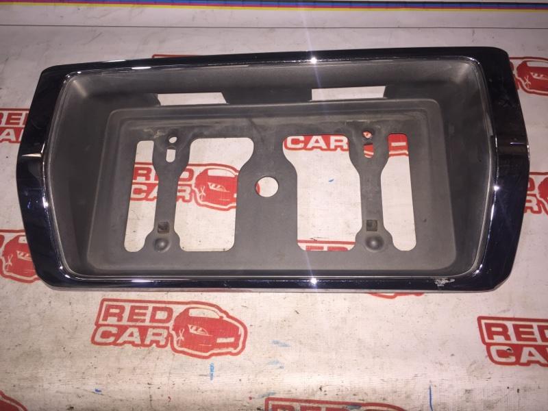 Накладка на багажник Toyota Crown JZS171 1JZ (б/у)