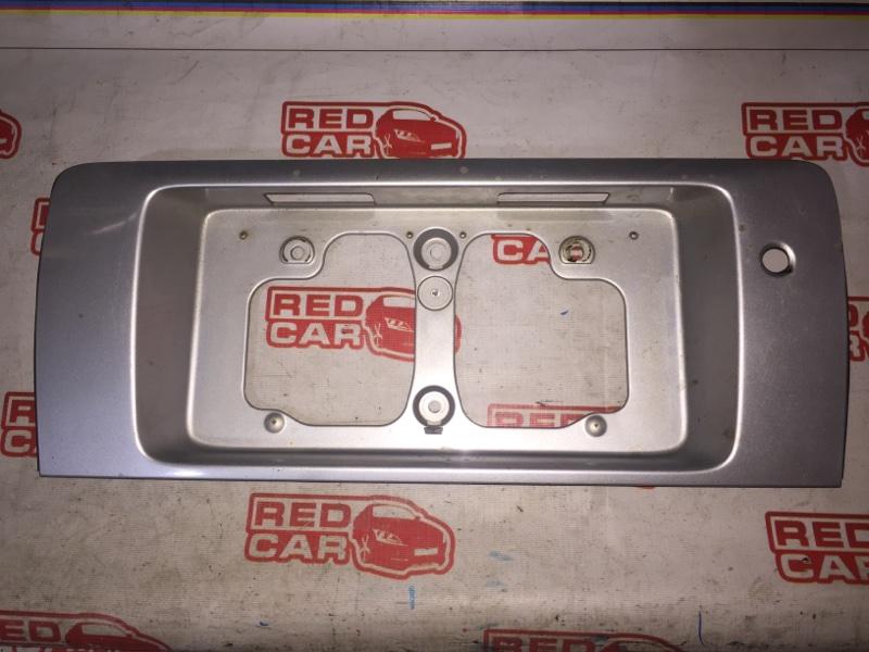 Накладка на багажник Toyota Chaser GX100 1G-FE (б/у)