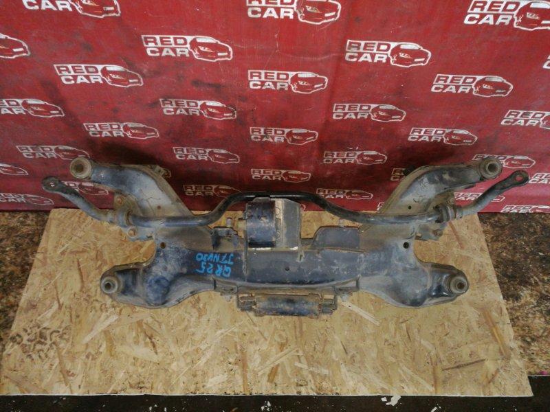Балка под двс Nissan Bassara TNU30 QR25 передняя (б/у)