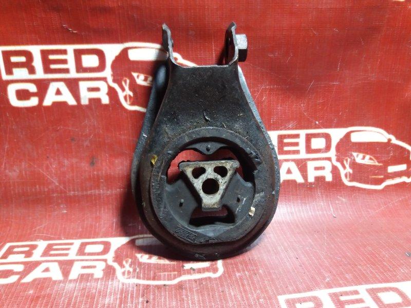 Подушка двигателя Mazda Axela BK3P L3 задняя (б/у)